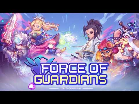 GODLIKE Force of Guardians