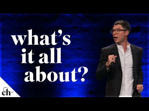 What's It All About? // Judah Smith