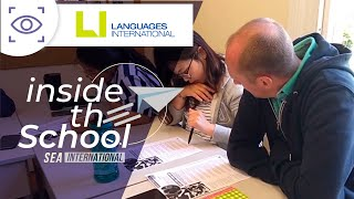 Inside the School SEA INTERNATIONAL ft. Languages international