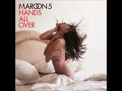 Maroon 5 - Give a little more (Lyrics on screen)