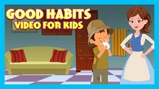 GOOD HABITS VIDEO FOR KIDS   ENGLISH ANIMATED STORIES FOR KIDS   TRADITIONAL STORY   T-SERIES