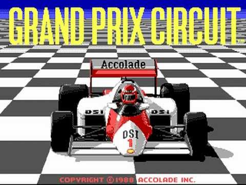 Grand Prix Circuit Intro Theme
