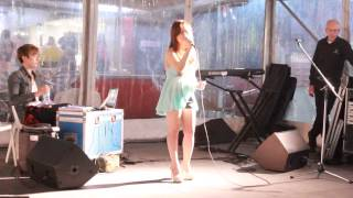 "Gambar cover KPOP Star Au @ Chatswood Sydney - Master's Sun OST ""Touch Love Live"" by Yoon Mi Rae (Rose cover)"