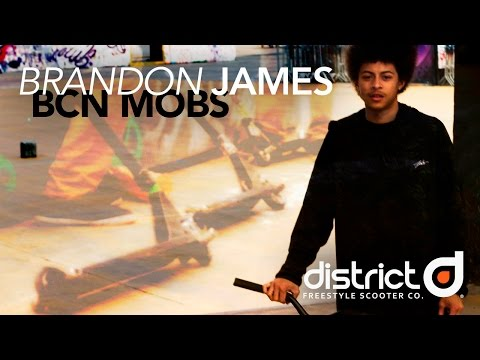 Brandon James | BCN Mobs
