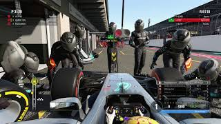 F1 2017 - Sao Paulo 25% - Hamilton [HD]