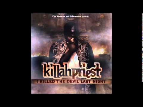 Killah Priest - Forever Regime feat. 60 Second Assassin - I Killed The Devil Last Night