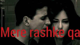 mere rashke qamar hritik roshan and akshay kumar with Katrina kaif fan made video song