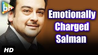 "Gambar cover ""Salman Khan's Emotions In Bhar Do Jholi Were Extremely Charged"": Adnan Sami"