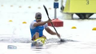 2019 ICF Canoe Sprint World Cup 2 Duisburg Germany K1 1000 m men Final A