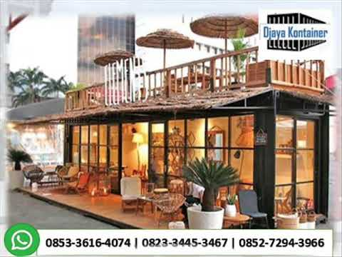 082334453467 Cafe Container Bogor Office Toko Rumah Kontainer