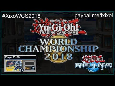 Llamado a la Comunidad LATINA WCS 2018 [Yu-Gi-Oh! Duel Links]