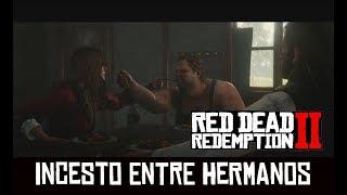 RED DEAD REDEMPTION 2 -INCESTO ENTRE HERMANOS-