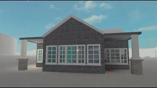 ROBLOX-HOW TO MAKE a HOUSE VERY CHEAP! NO BLOXBURG
