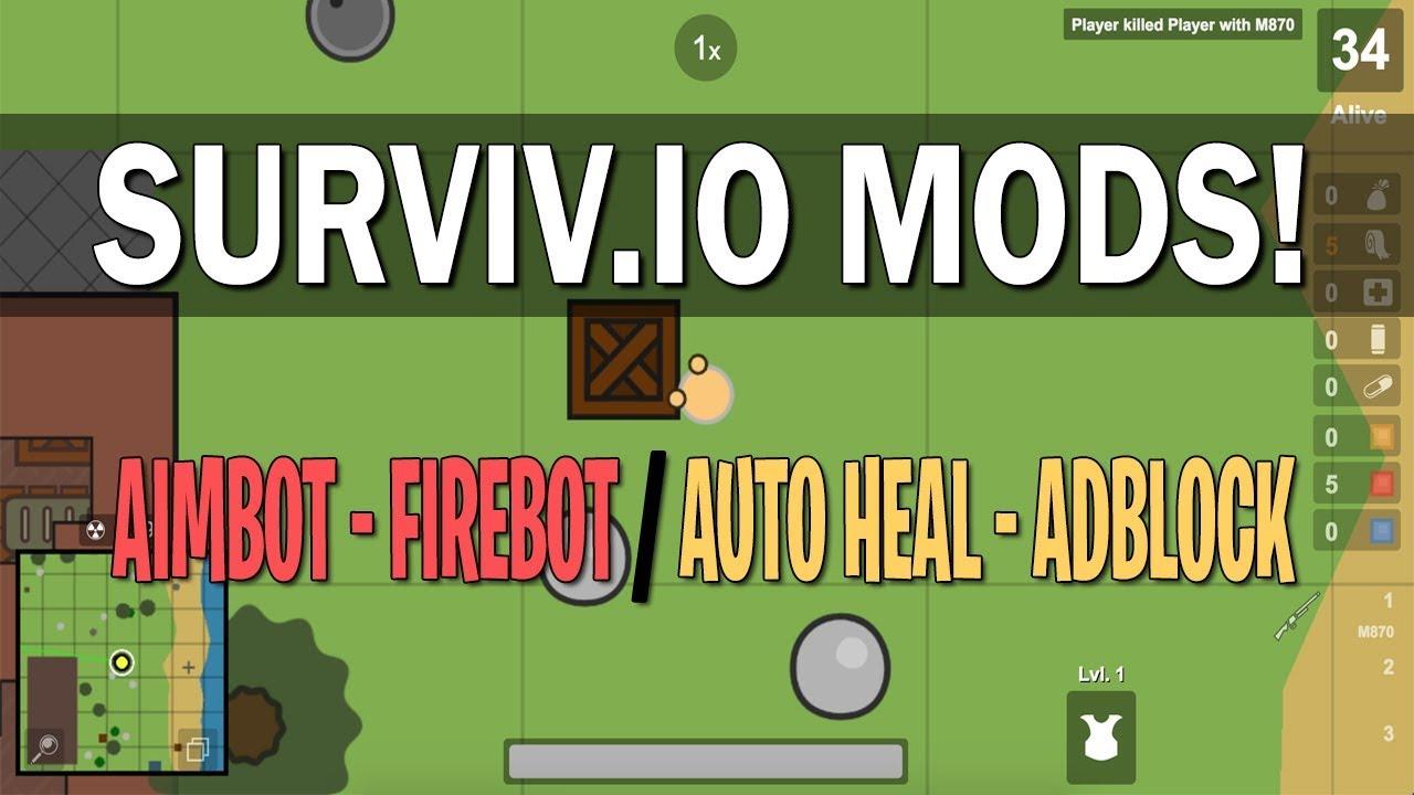 surviv.io aimbot no download