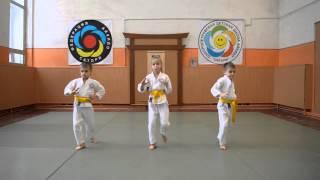 Айкидо для детей  9 Кю Айкидо  Детская Школа Айкидо Сатори