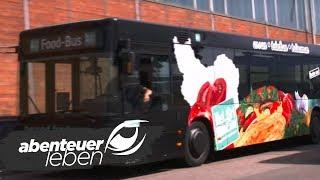 Foodtruck extrem: Vom Linienbus zum Restaurant auf Rädern  | Abenteuer Leben | kabel eins