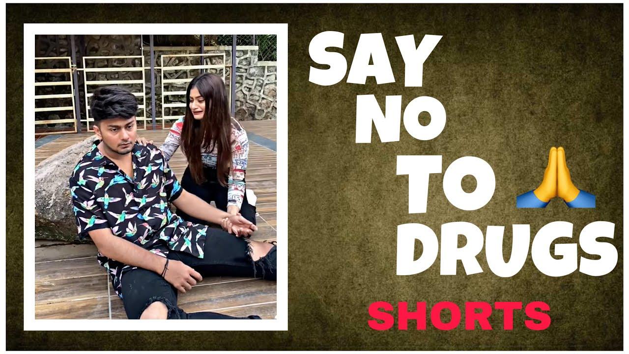 Say No To Drugs 🙏 #Shorts