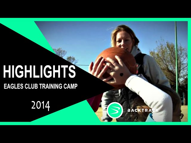 Eagles Club Youth Camp Rynfield 2014