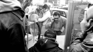 Backstage fotografico di cosa cambia Davide de Marinis regia Fabio Bastianello