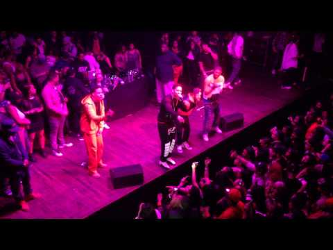 Lil Bibby - Ain't Heard Bout You @ Webster Hall (04/09/15)