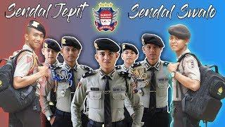 """Yel-yel Terbaik """"Sendal Jepit Sendal Swalo"""" Angkatan 43 Polisi Nusantara"""