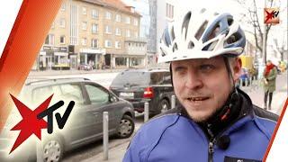 Hamburger Fahrradpolizei: Rambo-Radler und ein verschwundenes Kind – Cops auf Streife | stern TV