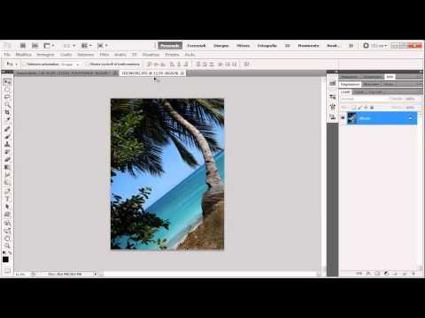 Photoshop - Copiare le immagini nel testo