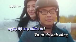 Hamlet Trương, Karaoke – Vì Tạm Biệt Là Từ Buồn Nhất Karaoke