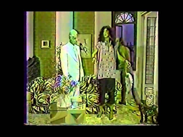 GUILHERME OSTY com COSTINHA - DOMINGO DE GRAÇA - TV MANCHETE