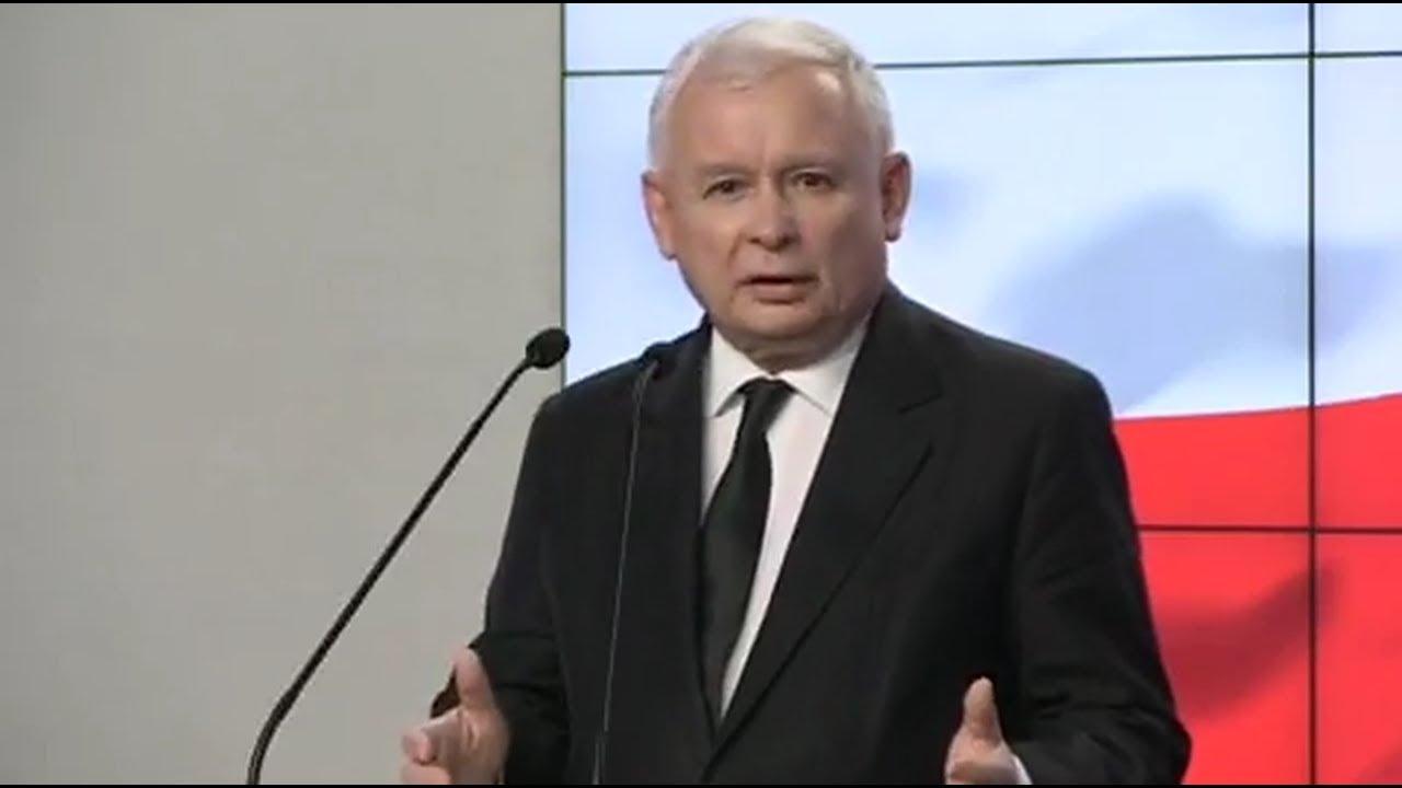 Jarosław Kaczyński rozniósł kastę sędziowską i płacz opozycji ws. zmian w sądownictwie