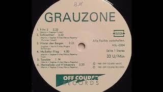 Grauzone - Marmelade Und Himbeereis (A5)