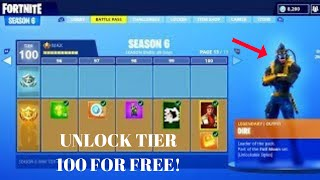 *GLITCH* FREE 350 BATTLE STARS = 35 TIERS!! FORTNITE BATTLE ROYALE [FORTNITEMARES CHALLENGES]