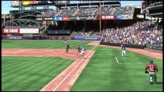 MLB The Show 14: Mets Career Mode Gameplay #2