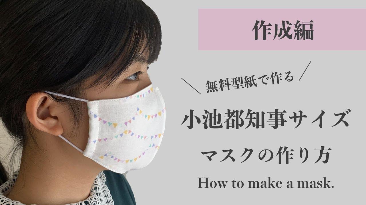 小池百合子マスクどこの