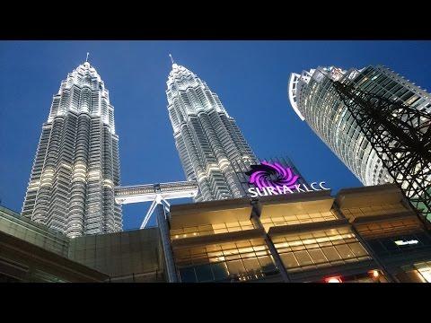 4 Days in Kuala Lumpur 2017 | Travel in Malaysia