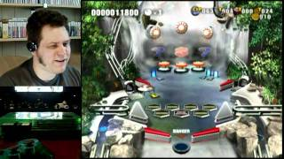 Croooow Plays Flipnic: Ultimate Pinball (Playstation 2)