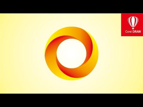 Cara Membuat B Logo 3D pada Corel Draw.