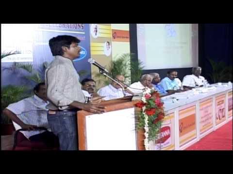 Sivakarthikeyan | Humour Club | Talks about | Nallakannu | Communist party of India