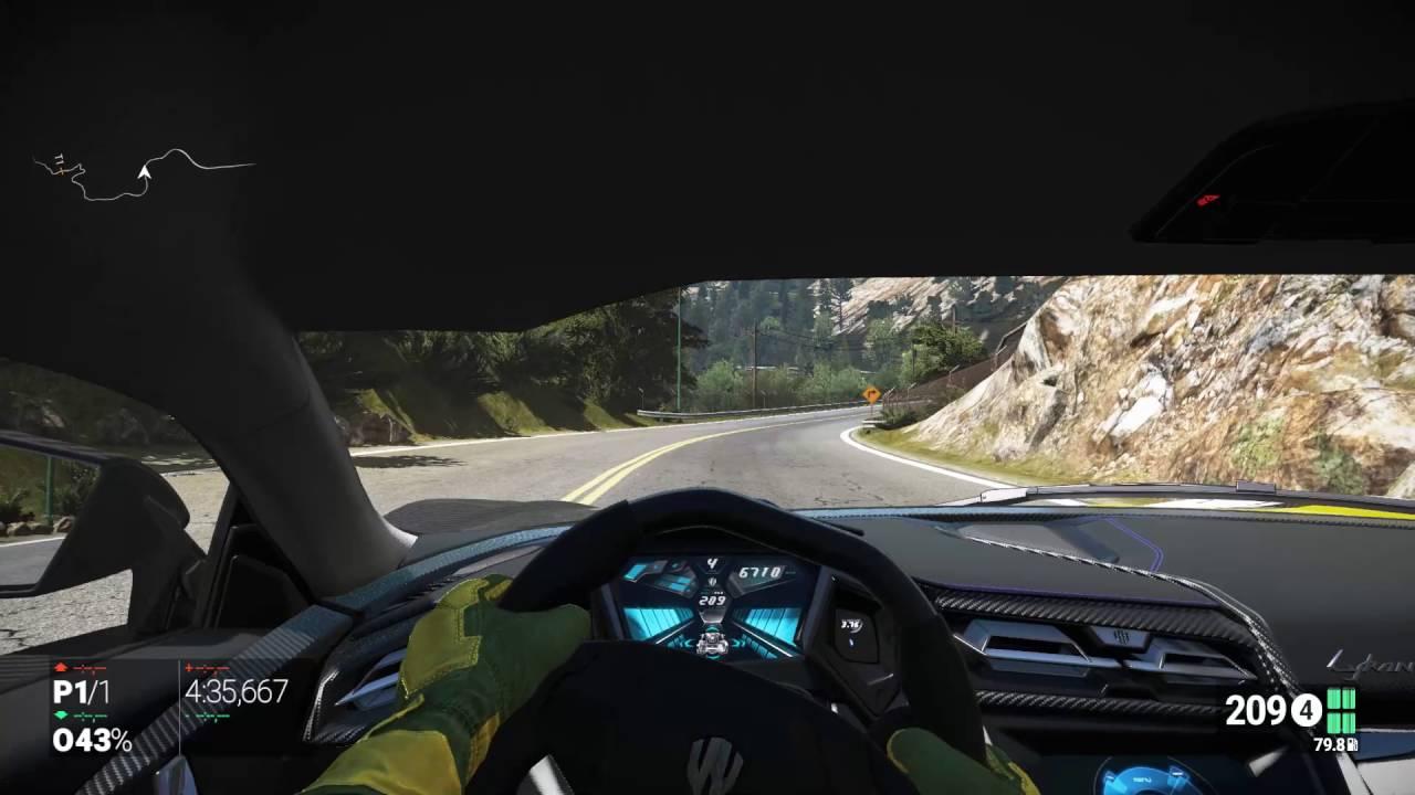 Elegant Project CARS GOTY W Motors Lykan Hyper Sport Top Speed