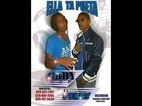 gaby rap y el fily  ella ta pueta dembow 2013 2014 by djlucro