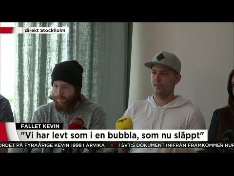 """Barndomsvän hörde av sig efter Kevin-granskningen: """"Jag grät i det samtalet"""" - Nyheterna (TV4)"""