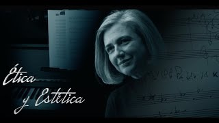 """Ética y Estética""  Compositora Teresa Catalán"
