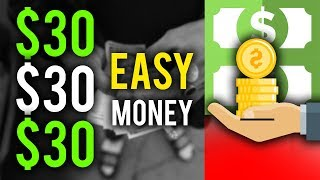 EASY PAYPAL MONEY: Earn $30 PayPal Money! (Over & Over)
