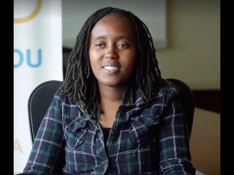 Corporate Internships: Yvonne Wambui at Rwanda Revenue Authority