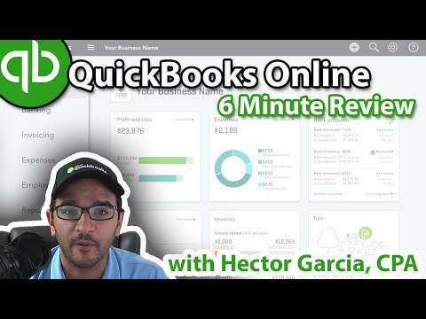 QuickBooks Online Tutorial: Full Review in 6 minutes