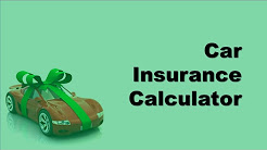Car Insurance Calculator | How to Calculate Your Car Insurance Premium