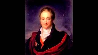 Biografía 36: Johann Wolfgang von Goethe