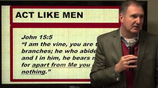 Manhood Restored - Session 01 - Introduction