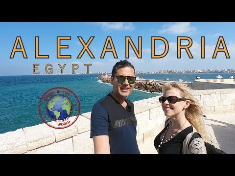 Alexandria, Egypt | Pearl of the Mediterranean