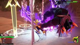 王國之心3 1級臨界難度 無傷 隱藏BOSS Dark Inferno (Level 1 Critical Mode No Damage)